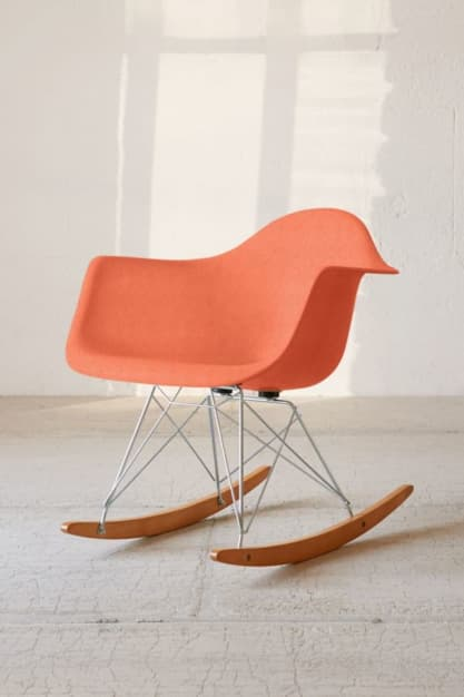 Modernica Fiberglass Rocking Chair