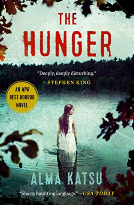 Cover of 'The Hunger' by Alwa Katsu