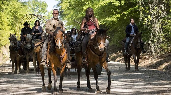 Photo from 'The Walking Dead' Season