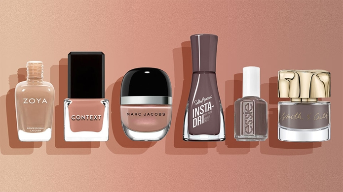 The Best Understated Neutral Nail Polish