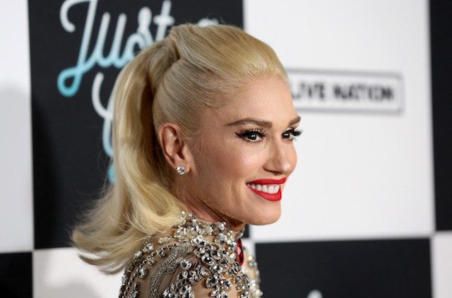 Gwen Stefani attends the grand opening of her 'Gwen Stefani - Just a Girl' residency at Planet Hollywood Resort & Casino