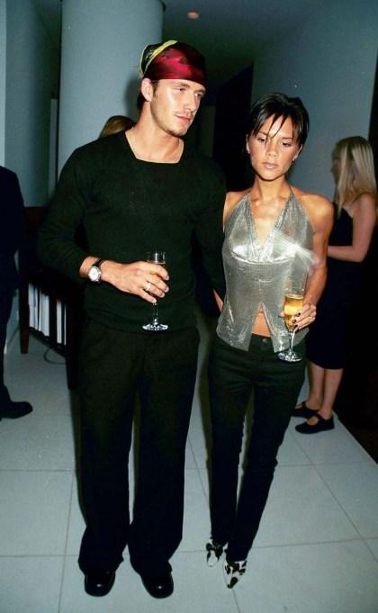 Victoria Beckham September 1999