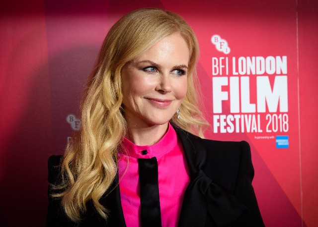 Nicole Kidman attending the Destroyer Premiere as part of the BFI London Film Festival