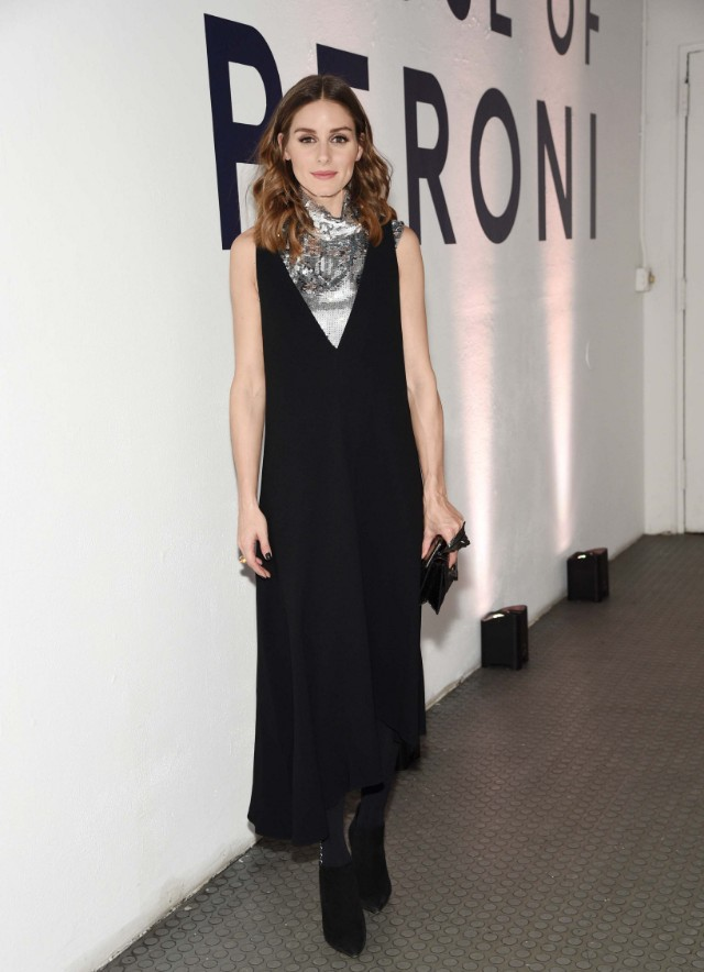 Olivia Palermo for House of Peroni