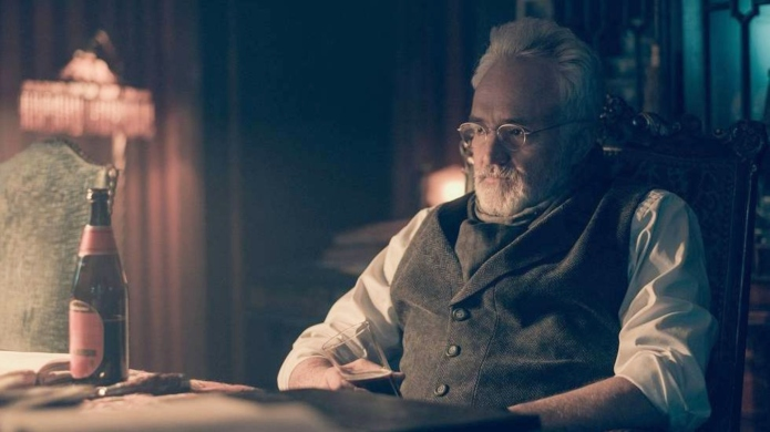 Bradley Whitford stars as Commander Joseph
