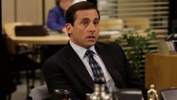 Still of Steve Carell as Michael
