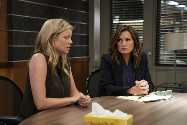 Photo from 'Law & Order: SVU'