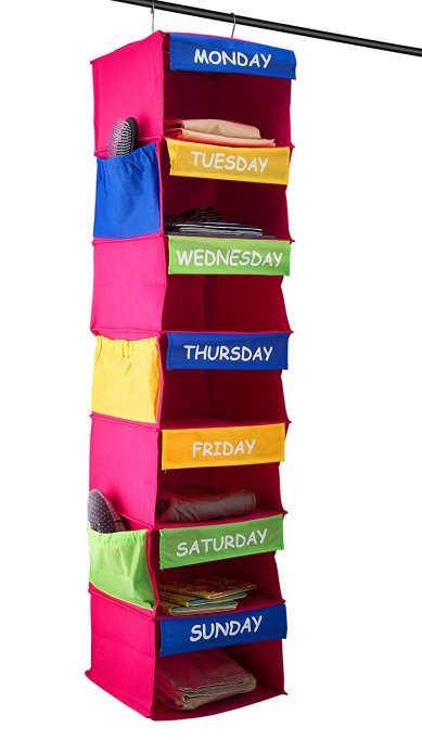 Sagler Daily Activity Organizer Kids