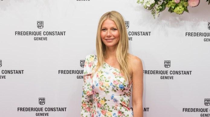 Gwyneth Paltrow attends the Gwyneth Paltrow