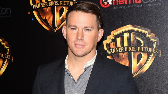 Channing Tatum attends the 2018 CinemaCon