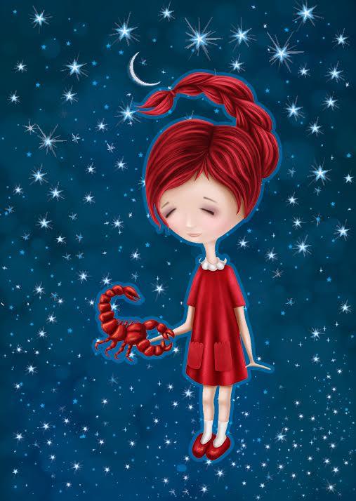 Your November Parenting Horoscope: Scorpio