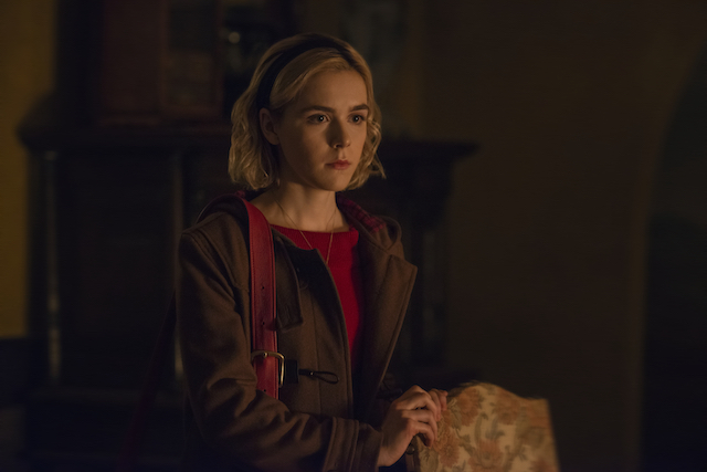 Still from 'The Chilling Adventures of Sabrina'