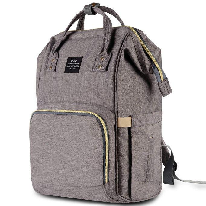 Halo Va Diaper Bag Backpack