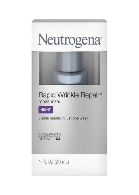Neutrogena Rapid Wrinkle Repair Accelerated Retinol SA Night Moisturizer