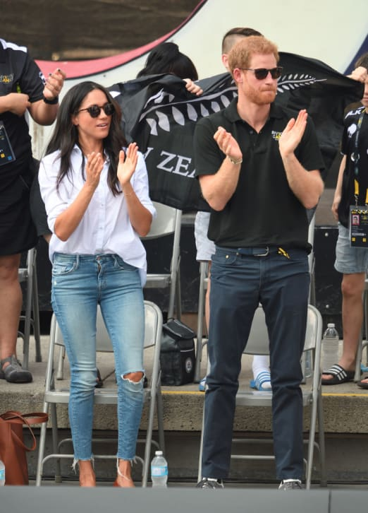 Outfits Meghan Markle Can't Wear Anymore: Ripped Jeans