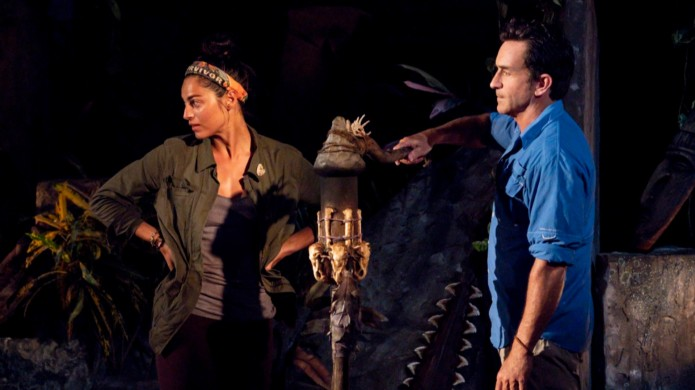 Natalia Azoqa voted off Survivor: David