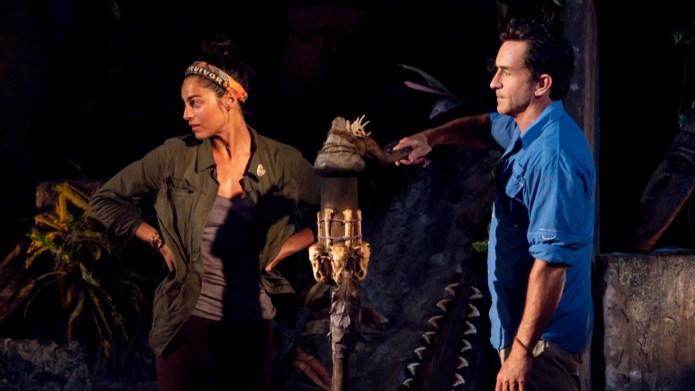 Natalia Azoqa voted off Survivor: David