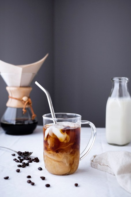 Adaptogenic Cold-Brew Coffee