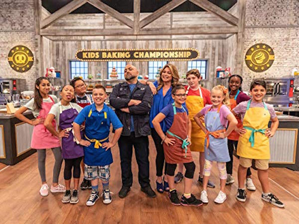 Kids Baking Championship adds fun to the Food Network