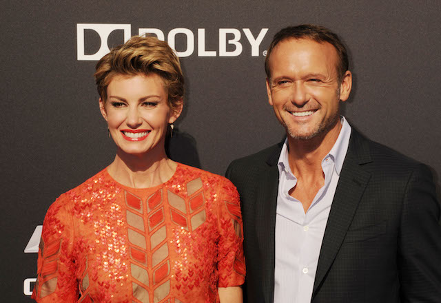 Faith Hill and Tim McGraw attend Disney's 'Tomorrowland' - Los Angeles Premiere
