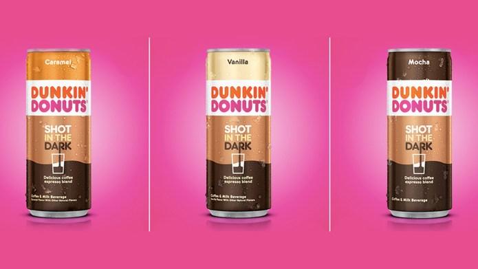 Dunkin' Donuts Shot in the Dark