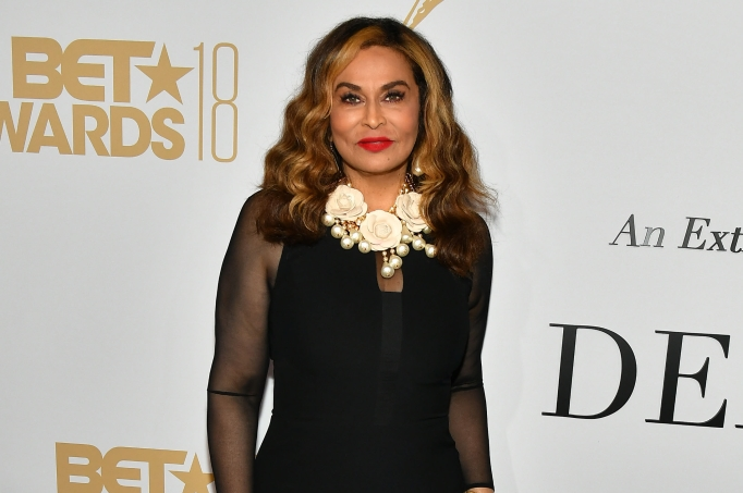Tina Knowles Lawson attends the Debra Lee Pre-BET Awards Dinner at Vibiana