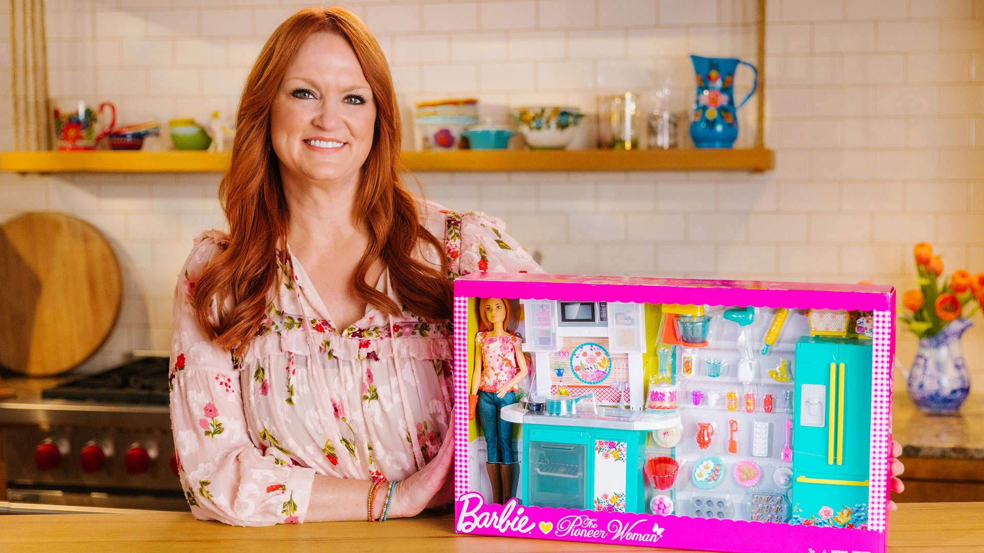 Ree Drummond Now Has Her Very Own Barbie Kitchen Play Set It S