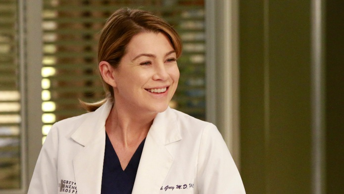 Ellen Pompeo on 'Grey's Anatomy'