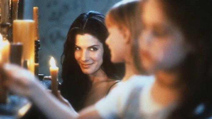 Still of Sandra Bullock as Sally