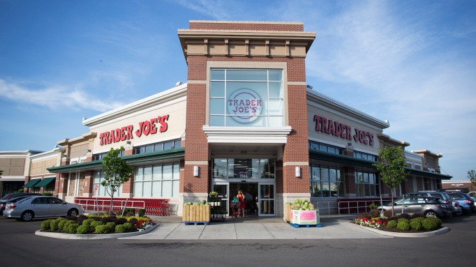 photo of trader joe's store