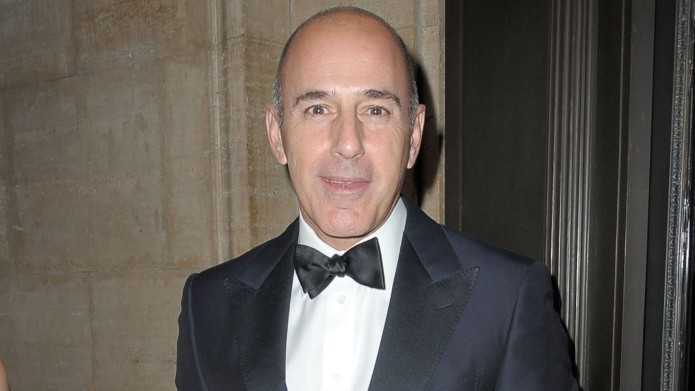 Matt Lauer attends Skin Cancer Foundation