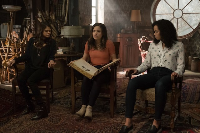 Photo from 'Charmed'