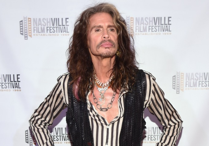 Steven Tyler attends the 49th Annual Nashville Film Festival - 'Steven Tyler: Out On A Limb' World Premiere