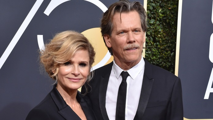 Kyra Sedgwick and Kevin Bacon attend