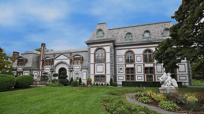 Belcourt Castle, Newport, RI.