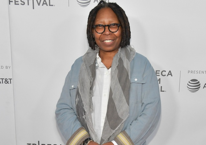 Whoopi Goldberg attends the Shorts Program: The History of White People in America during the 2018, Tribeca Film Festival at Regal Battery Park