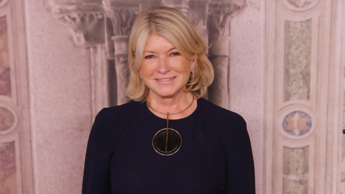 Martha Stewart attends the Ralph Lauren