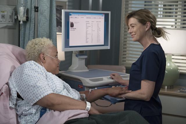 Photo from 'Grey's Anatomy'