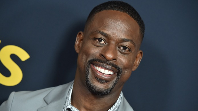 Sterling K. Brown attends the premiere