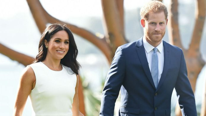 Photo of Meghan Markle and Prince