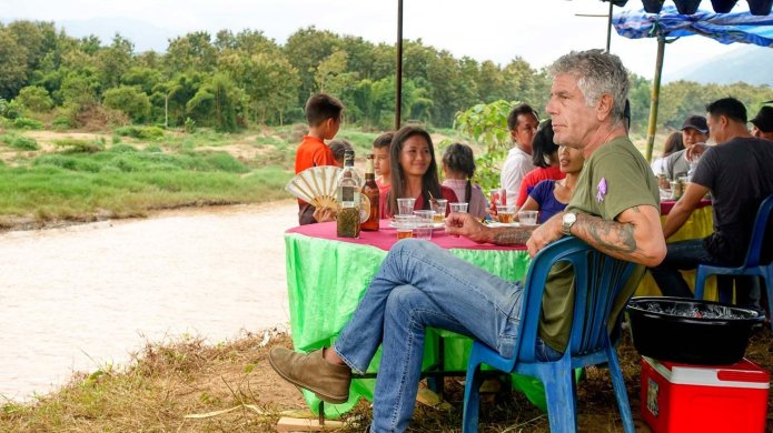 Still of Anthony Bourdain in 'Parts