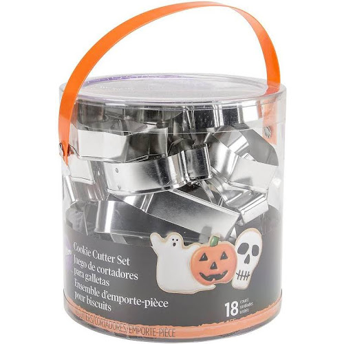 Mini Halloween Cookie Cutters