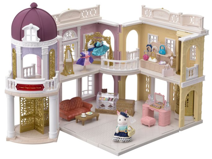Calico Critters Town Series Grand Department Store