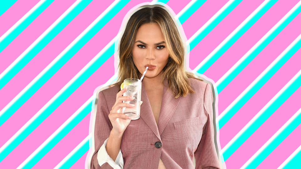 Chrissy Teigen Just Shared a Genius Hack to Transform Your Oreo Cookies Into a Decadent Dessert