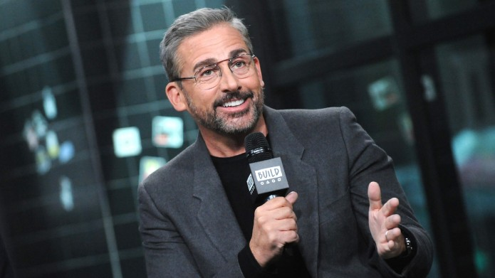 Steve Carell attends Build Series to
