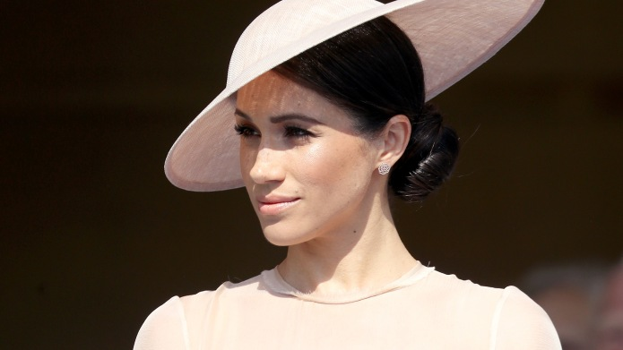 Meghan Markle, Duchess of Sussex makeup