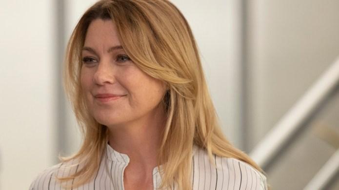 Still of Meredith Grey (Ellen Pompeo)