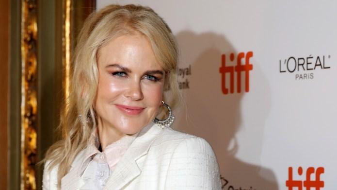 Nicole Kidman attends the 'Destroyer' premiere