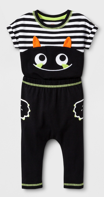 Monster Baby Onesie and Pants