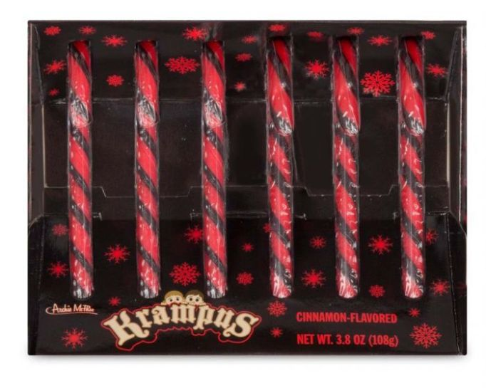 photo of cinnamon candy canes